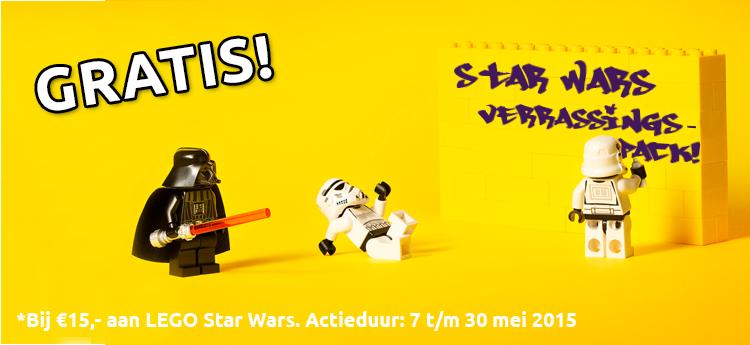 LEGO Star Wars mei maand