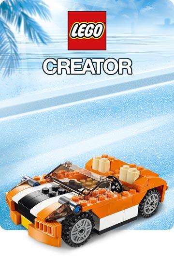SpeelGoedNL heeft veel LEGO Creator Sets