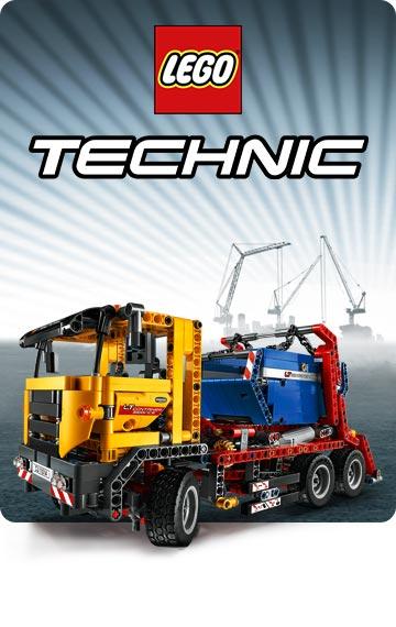 SpeelGoedNL heeft mooie LEGO Technic Sets