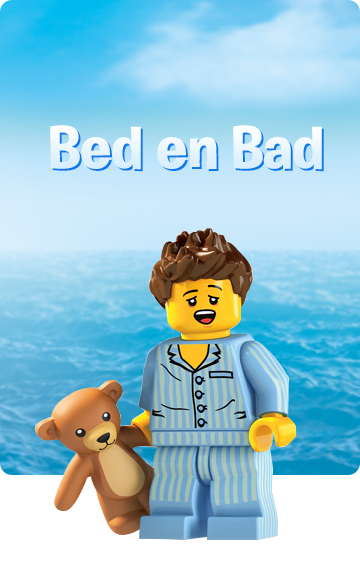 LEGO Bed en bad