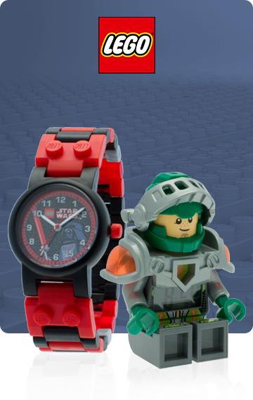 LEGO Klokken en Horloges