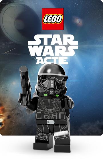 Star Wars - Last Jedi Actie