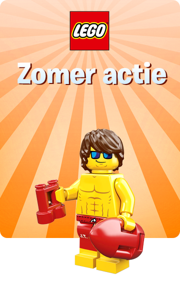 LEGO Zomeractie
