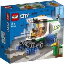 LEGO 60249 Straatveegmachine