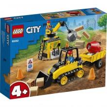 LEGO 60252 Constructiebulldozer