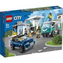 LEGO 60257 Benzinestation