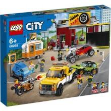 LEGO 60258 Tuningworkshop
