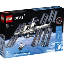 LEGO 21321 IDEAS Internationaal ruimtestation I.S.S.