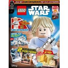 LEGO Magazine LEGO Star Wars Luke Skywalker
