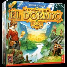 De Zoektocht naar El Dorado - Bordspel