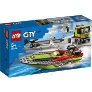 LEGO 60254 Raceboottransport