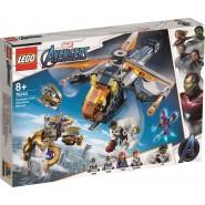 LEGO 76144 Avengers Hulk helikopterredding