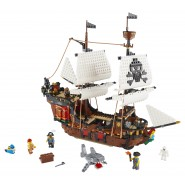 LEGO 31109 Piratenschip