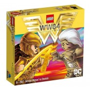 LEGO 76157 DC Comics Wonder Woman vs Cheetah