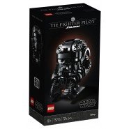 LEGO 75274 TIE Fighter Pilot™ helm