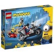 LEGO 75549 Minions Enerverende motorachtervolging
