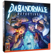 Paranormale Detectives - Actiespel