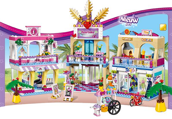 Koop het winkelcentrum van LEGO Friends