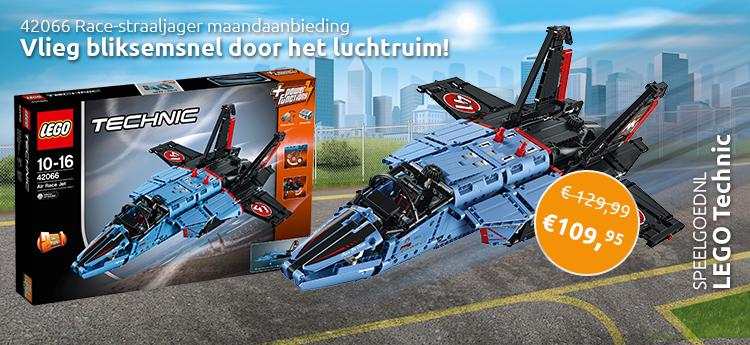 LEGO Technic Race-straaljager
