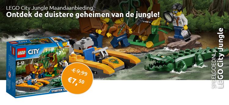 LEGO 60157 Maandaanbieding