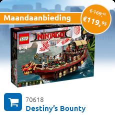 Maandaanbieding Destiny's Bounty