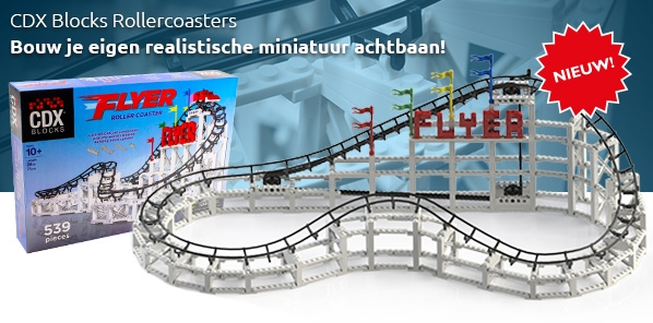 CDX-Rollercoasters