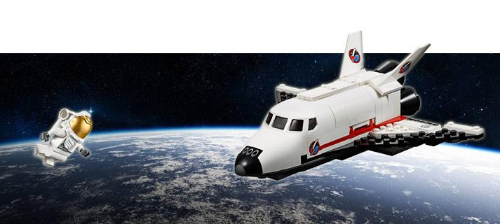 Lees hier meer over de nieuwe LEGO City Ruimtevaart Sets