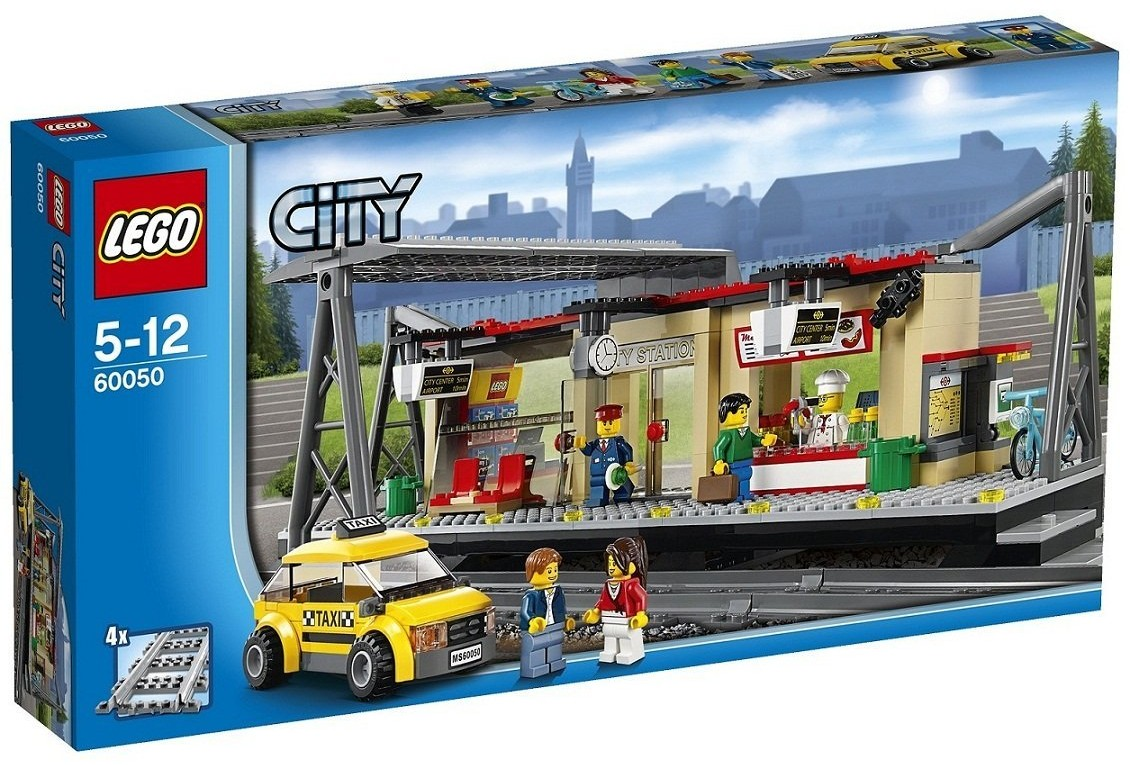 LEGO 60050 City treinstation