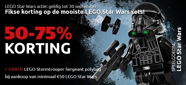 LEGO STAR WARS ACTIE