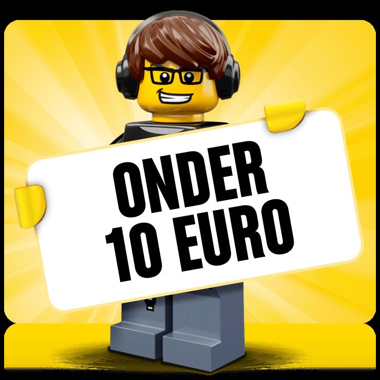 Onder 10 euro