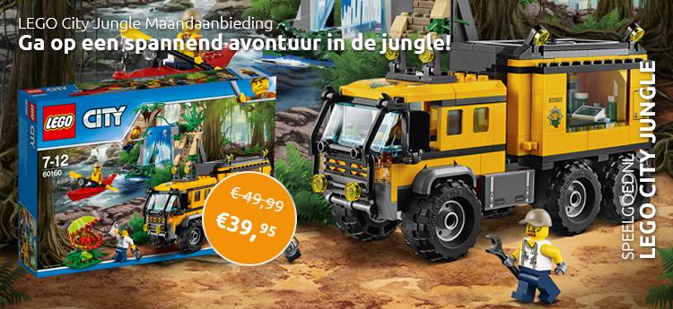 LEGO 60160 Maandaanbieding