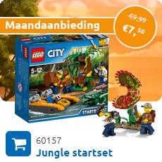 Maandaanbieding LEGO 60157 Jungle startset