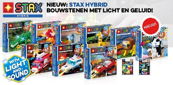 Nieuw! STAX Hybrid!