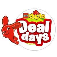 30 tot 40% korting op LEGO DUPLO® tijdens de DUPLO® DEAL DAYS