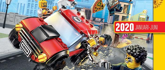 De nieuwste LEGO Catalogus van jan-dec 2020
