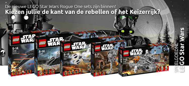 Star Wars Rogue One Sets