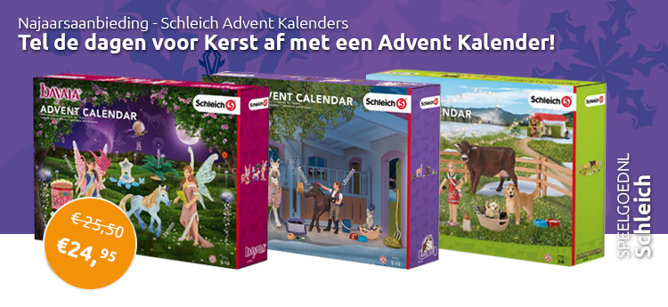 Schleich Advent Kalender