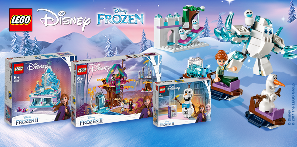LEGO Frozen II Speelsets
