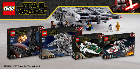 LEGO Star Wars IX Speelsets