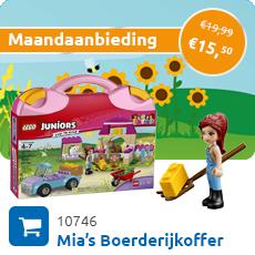Maandaanbieding LEGO 10746 Mia's boerderijkoffer