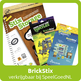 BrickStix nu verkrijgbaar bij SpeelGoedNL