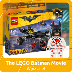 The LEGO Batman Movie winactie