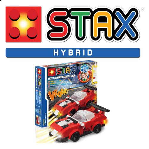 Bekijk ons assortiment van STAX Hybrid