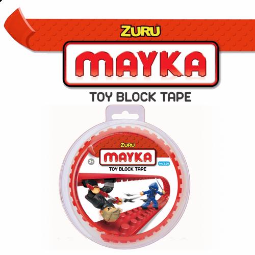 Bekijk ons assortiment van Zuru Mayka Block Tape