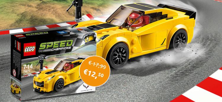LEGO 75870 Chevrolet Corvette Z06