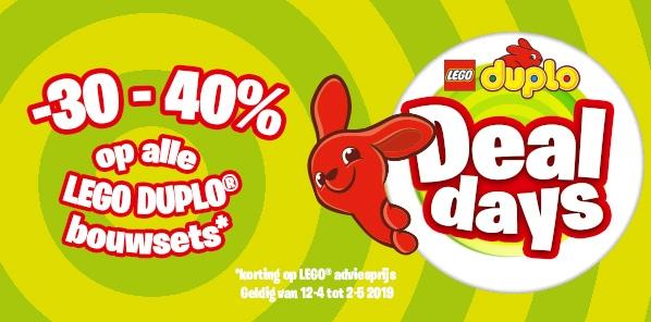 LEGO Duplo days