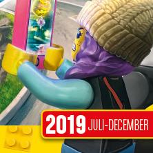 De nieuwste LEGO Catalogus van jul-dec