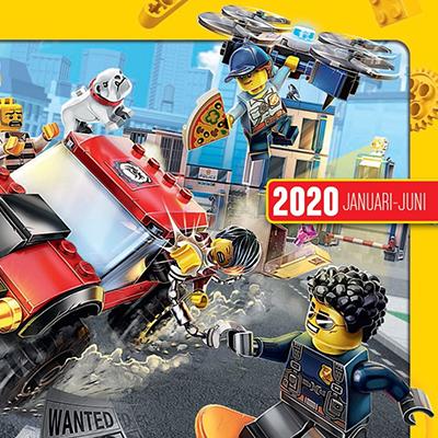 De nieuwste LEGO Catalogus van jan-jun 2020