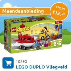 Maandaanbieding LEGO DUPLO 10590 Vliegveld