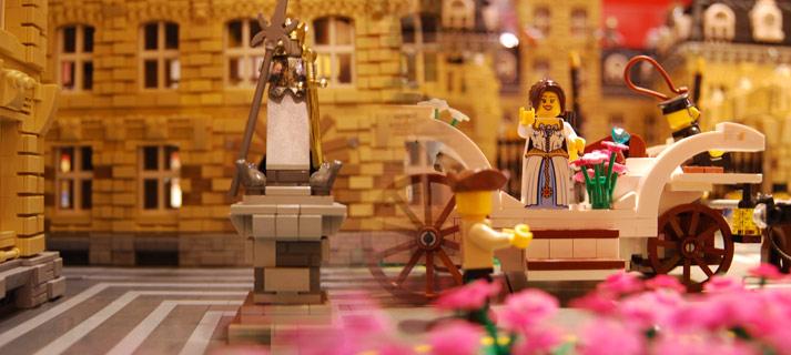 Win een LEGO 10242 Mini Cooper